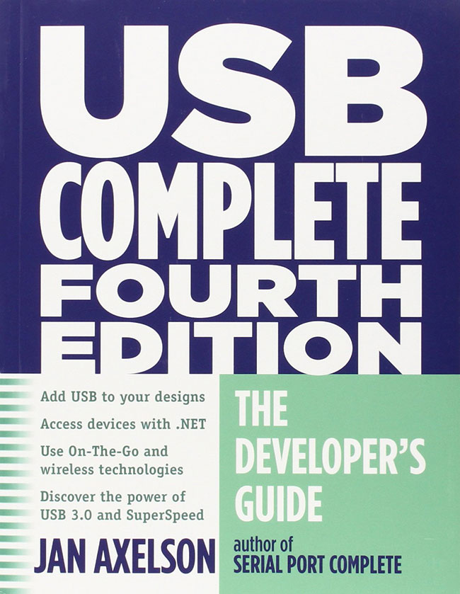 USB COMPLETE E4 Jan Axelson