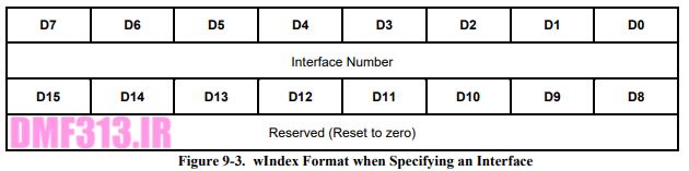 wIndex Format when Specifying an Interface