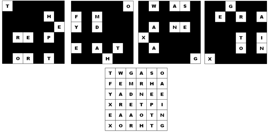 Grille Cipher