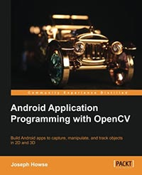 دانلود کتاب Android Application Programming with OpenCV