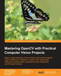 دانلود کتاب Mastering OpenCV with Practical Computer Vision Projects