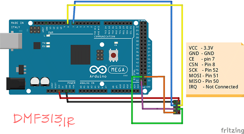 Cppm on arduino