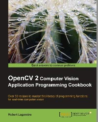 دانلود کتاب opencv 2 computer vision application programming cookbook